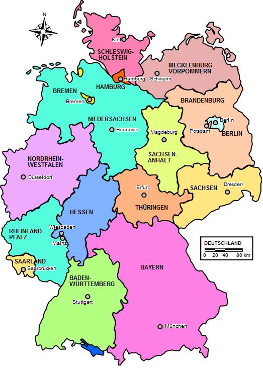 Ergotherapie-Schulen in Deutschland
