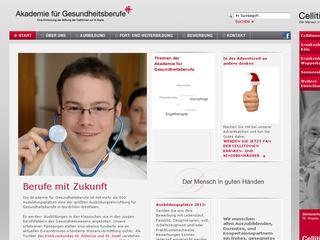 Akademie für Gesundheitsberufe gGmbH Wuppertal Staatl. anerk. Schule für Ergotherapie