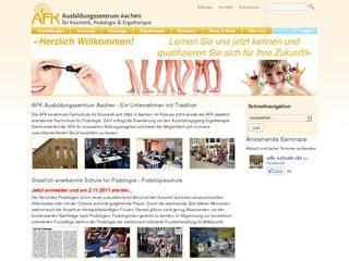 Staatl. anerk. Schule für Ergotherapie AFK Ausbildungszentrum