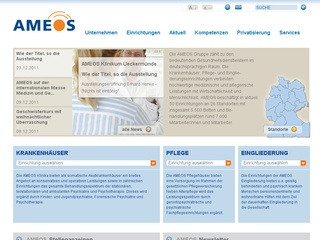 Schule für Ergotherapie AMEOSKrankenhausgesellschaftHolstein mbH