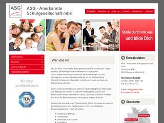Freie Schulen Annaberg der ASG-AnerkanntenSchulgesellschaft mbH