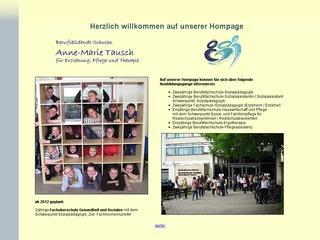 BerufsfachschuleErgotherapie Berufsbildende Schulen Anne-Marie Tausch für Erziehung, Pflege und Therapie