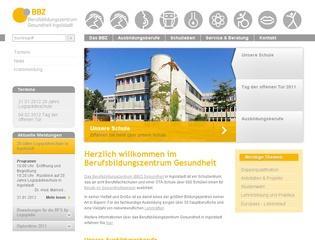 Berufsfachschule für Ergotherapie des Krankenhauszweck-verbandes Ingolstadt