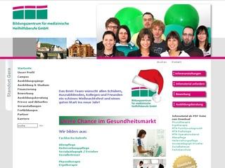 Staatl. gen. Höhere Berufsfachschule für Ergotherapie – Bildungszentrum für med. Heilhilfsberufe GmbH