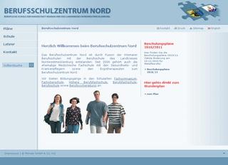 Berufl. Schule der Hansestadt Wismar u. des Landkreises Nordwestmecklenburg Berufsschulzentrum Nord, Abteilung Gesundheit