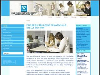 Ergotherapie-Schule Dessau des Bildungszentrums Dessau gGmbH