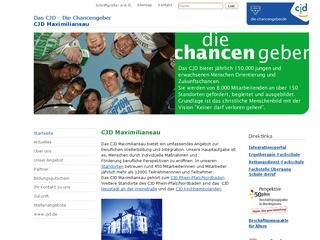 Fachschule für Ergotherapie Christl. Jugenddorfwerk Deutschland e.V. Maximiliansau
