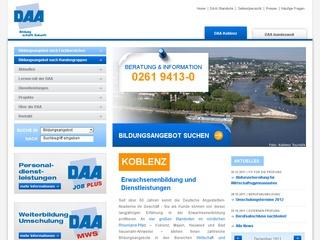 Deutsche Angestellten-Akademie Ergotherapieschule