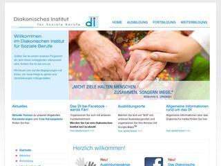 Diakonisches Institutfür Soziale Berufe gem. GmbH Gotthilf-Vöhringer-Schule,Berufsfachschule für Ergotherapie