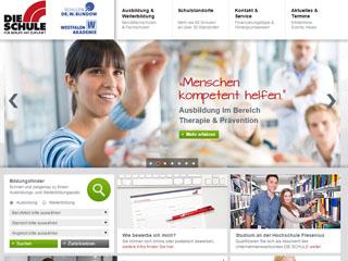 DIE SCHULE für Berufe mit Zukunft in Düsseldorf