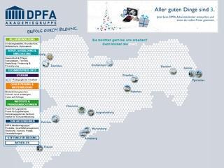 Bildungszentrum f. Gesundheit der DPFA- Schulen gemeinnützige GmbH Staatl. genehmigte Ersatzschule für Ergotherapie
