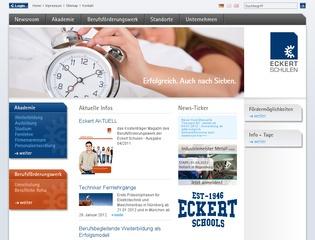 Berufsfachschule für Ergotherapie Dr. Eckert-Akademie