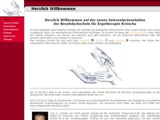 Schule für Ergotherapie Erste Europäische Schule für Physiotherapie, Ergotherapie und Sporttherapie, Klinik Bavaria GmbH