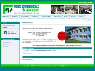 Private Berufsfachschule für Ergotherapie der ZB – Privatschule gGmbH