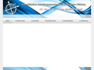 Berufsfachschule für Ergotherapie ESB – Gemeinnützige Gesellschaft f. berufliche Bildung mbH