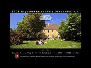 ETOS-Ergotherapieschule Osnabrück e.V am AMEOS Klinikum