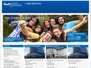 EWS-Akademie für Medizin und Therapie Staatl. anerk. Höhere Berufsfachschule für Ergotherapie
