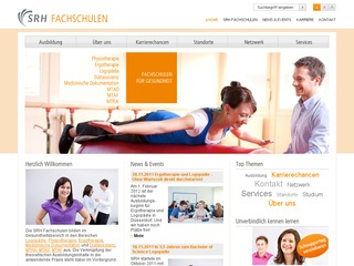 SRH FachschulenGmbH Fachschule f&uuml;r Ergotherapie