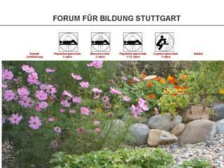 Staatl. anerk. Ergotherapie-Schule Stuttgart (Freie Schule) Forum für Bildung Stuttgart gGmbH