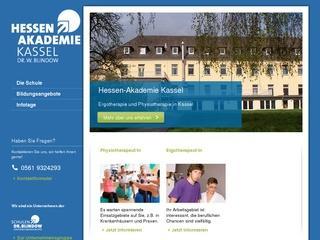 Hessen-Akademie Staatl. anerk. Schule für Ergotherapie
