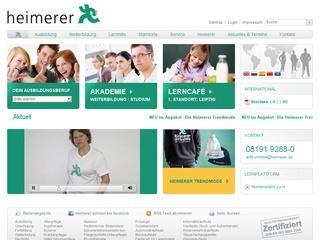 Berufsfachschule für Ergotherapie der Sozialpflegeschulen Heimerer GmbH