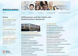 Berufsfachschule für Ergotherapie IB – Gesellschaft für interdisziplinäre Studien mbH, Medizinische Akademie