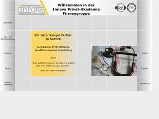 Innova Privatakademie Südwest GmbH Schule für Ergotherapie