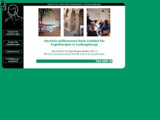 Staatlich anerk. Schule für Ergotherapie Ludwigsburg