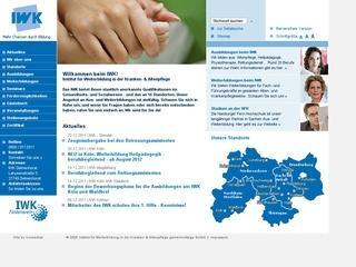 Staatl. anerk. Berufsfachschule für Ergotherapie IWK Halberstadt