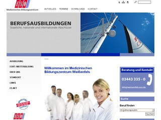 Staatl. anerk. Berufsfachschule für Ergotherapie BiMed Gesellschaft für Aus- und Weiterbildung mbH