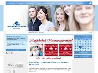 Medizinische Berufsfachschule Bad Elster GmbH