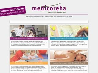 Staatl. anerk. Fachschule für Ergotherapie, Ausbildungsstandort Essen in der MediClin Fachklinik Rhein/Ruhr medicoreha Welsink Akademie GmbH