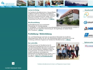 ParitätischeBerufsfachschule für Sozial- und Pflegeberufe gGmbH