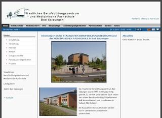 Staatliches Berufsbildungszentrum und Medizinische Fachschule