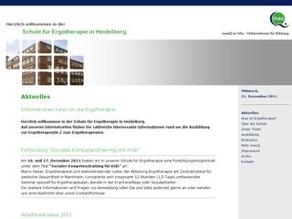 Schule für Ergotherapie maxQ. – im bfw – Unternehmen für Bildung