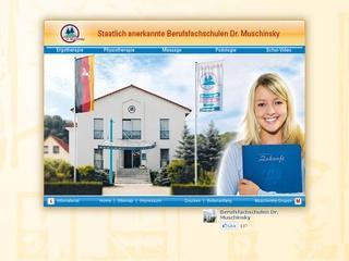 Berufsfachschule für Ergotherapie Dr. Muschinsky