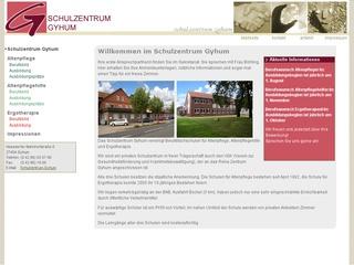 Staatl. anerk. Berufsfachschule für Ergotherapie d. VGK Gyhum e.V.