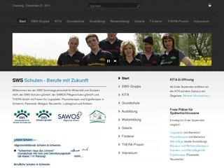 Staatl. gen. Höhere Berufsschule für Ergotherapie der SWS Seminarges. für Wirtschaft und Soziales mbH