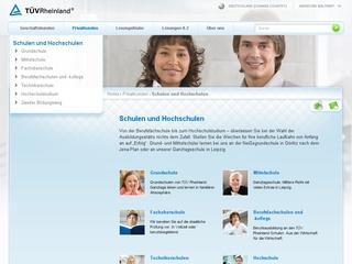 TÜV-Privatschulzenrum Berufsfachschule für Ergotherapie