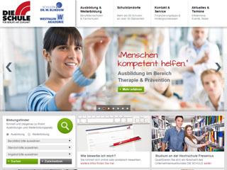 Staatl. anerk. Schule für Ergotherapie der Westfalen-Akademie Lippstadt