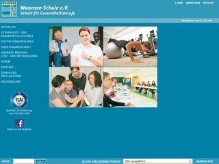 Staatl. anerk. Schule für Ergotherapie Wannsee-Schule e.V.
